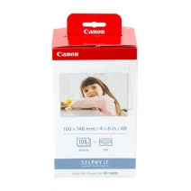 CANON Color Ink/Paper Set (KP-108IN)